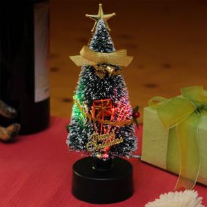 クリスマスもパソコンと過ごすあなたに『USBクリスマスツリー』