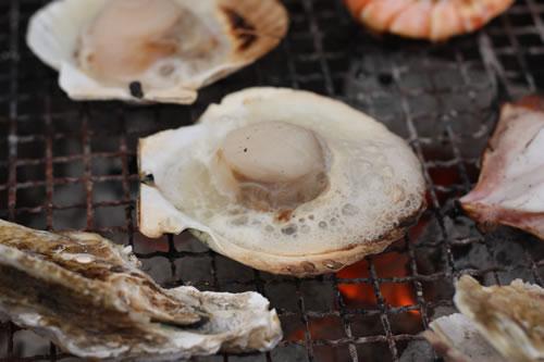 福岡県糸島郡志摩町に牡蠣を食べに行ってきた