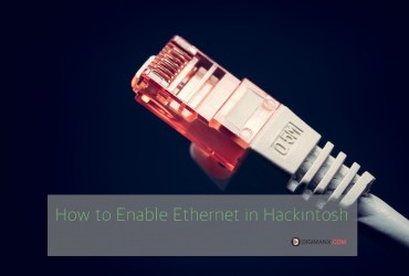 Ethernet hackintosh