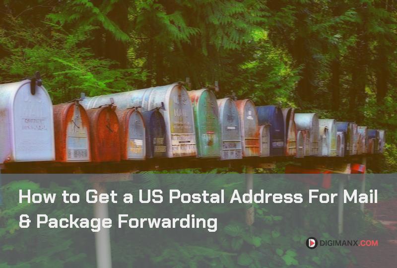 US postal address