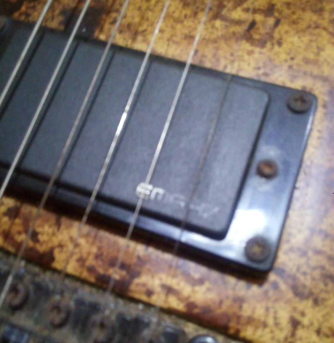One Humbucker  U2013 One Volume   Tone  U2013 Wiring Diagram For Emg