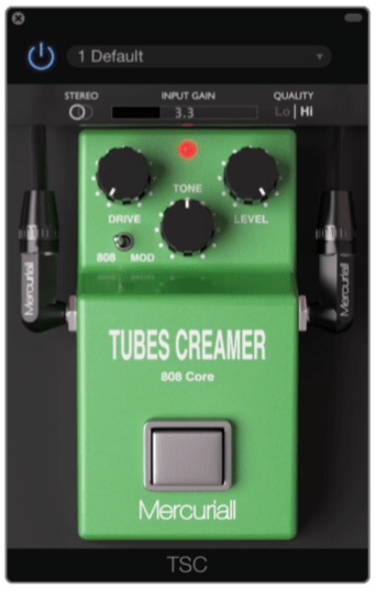Tubes Creamer 808