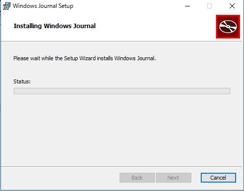 windows journal ジャーナル が勝手に削除された話 ウィンドウズ10