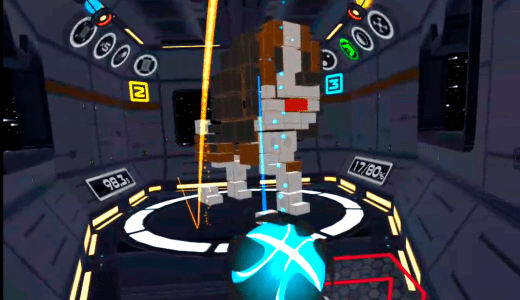 VRゲーム  Oculus Go アプリ  DUO Demo で遊んでみた!