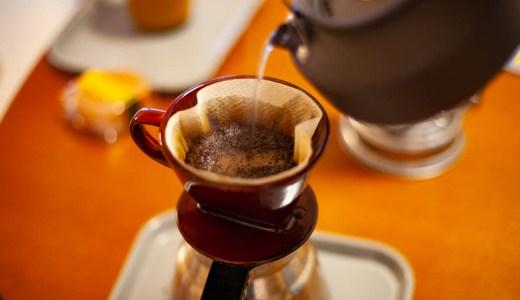 定番のキャンプグッズを揃えて事務所でコーヒーを煎れてみた!