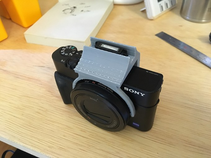 LASHFORGE ADVENTURER3 3Dプリンター sony camera rx100