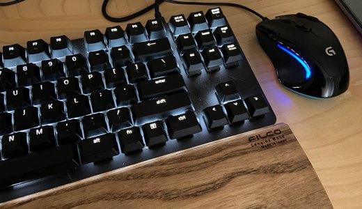 パソコンの電源をシャットダウンしてもマウスやキーボードのLEDが点灯している時の対処法