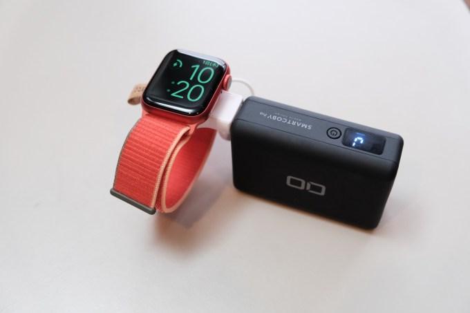 AMOVO Apple Watch ワイヤレス充電器