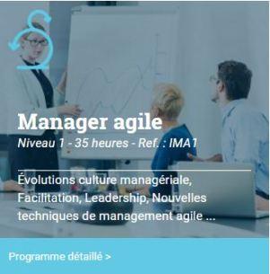 Formation au management agile (niv1)