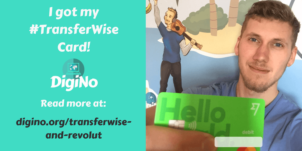 TransferWise Card and Borderless Account - Using them