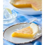 Lemon Chess Pie from Vintage Pies by Anne Haynie Collins