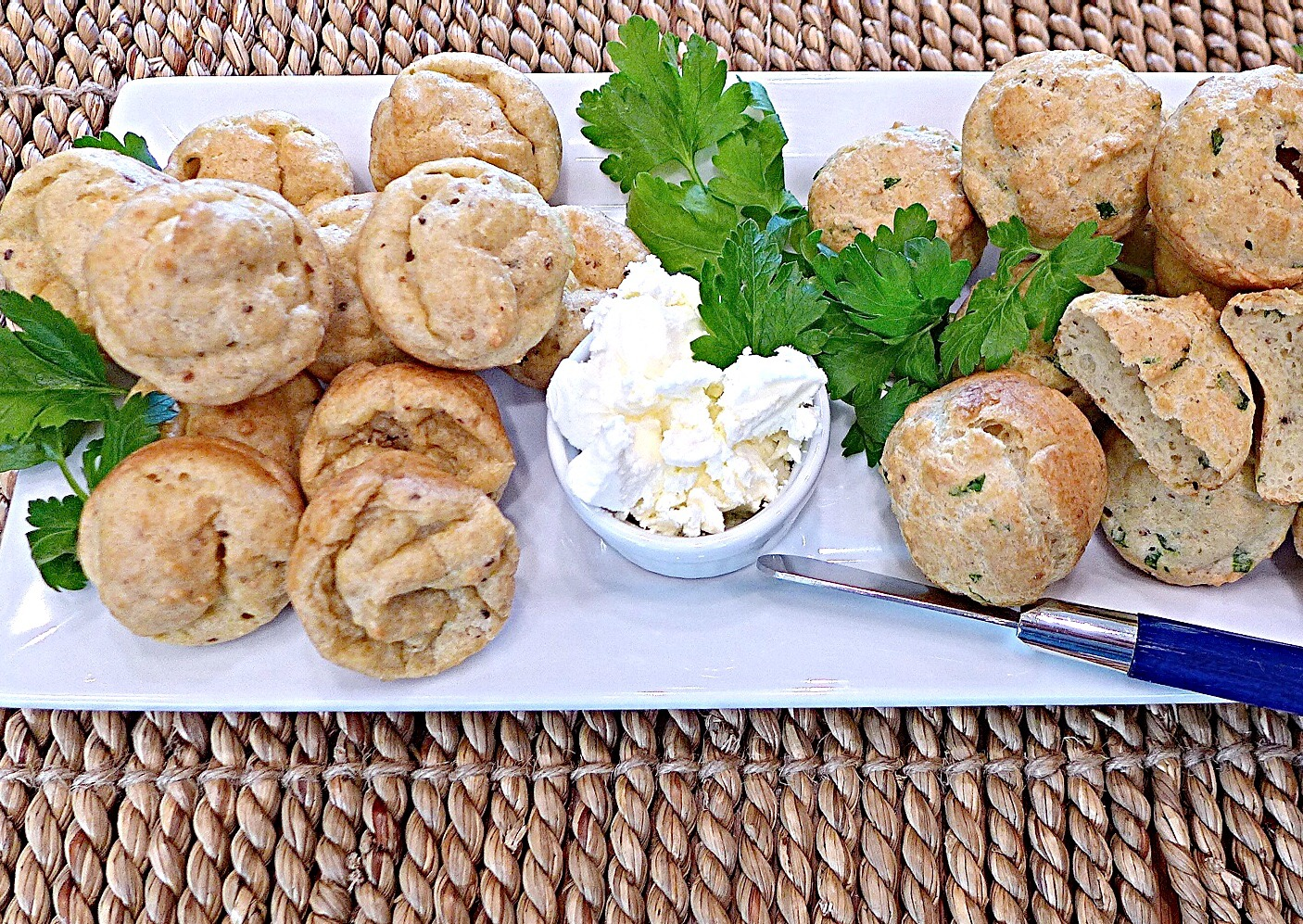 Passover Puffs make a welcome bread alternative during Passover