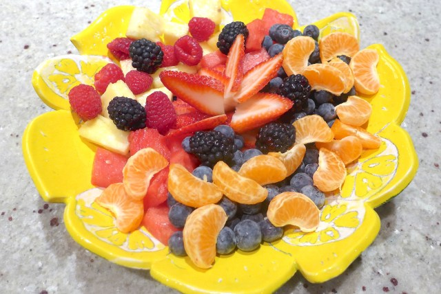 Fruit and Veggie Love