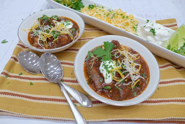 Little Spicy Mexican Stew recipe and ideas at diginwithdana.com