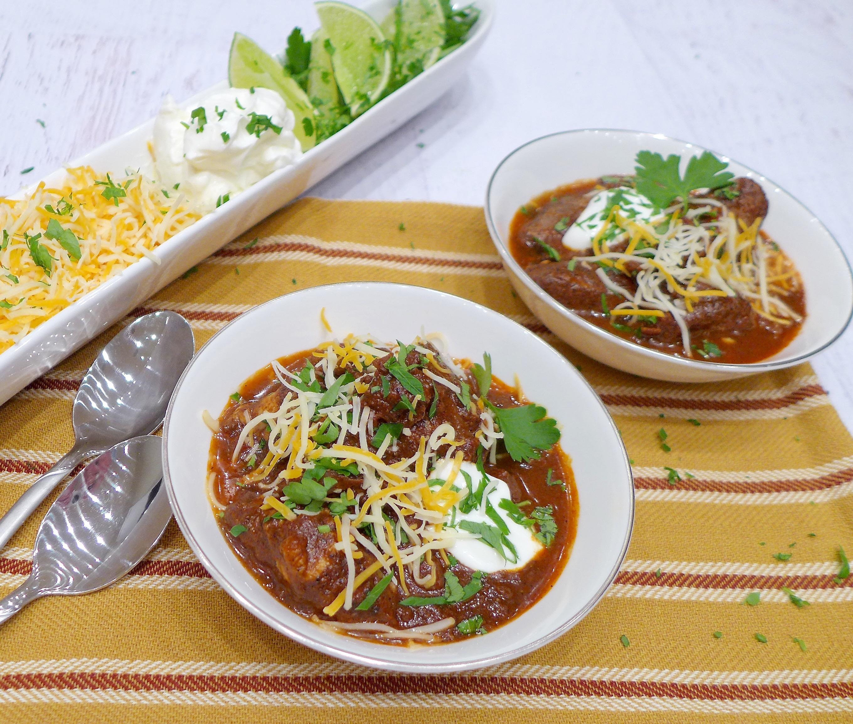 Little Spicy Mexican Stew at diginwithdana.com