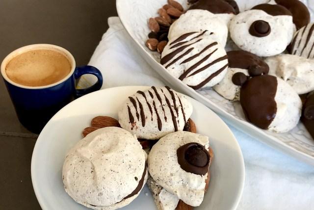 Overnight Meringue Cookies