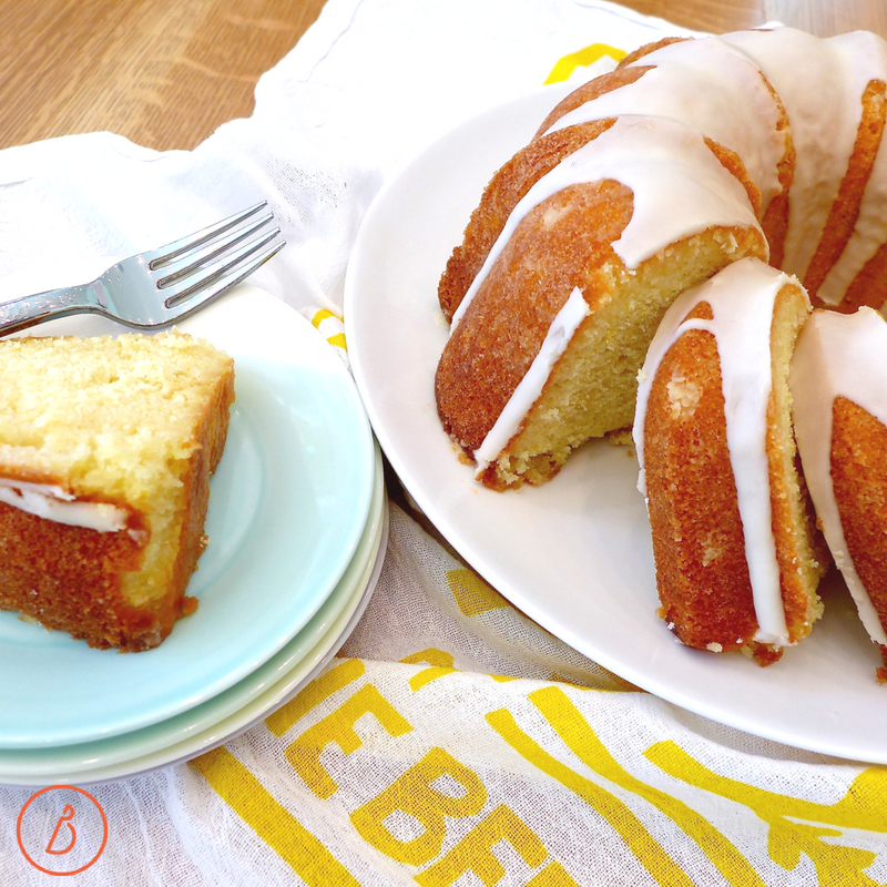 Dig in to this easy and rich tasting Lemon Buttermilk Pound Cake. Recipe at diginwithdana.com