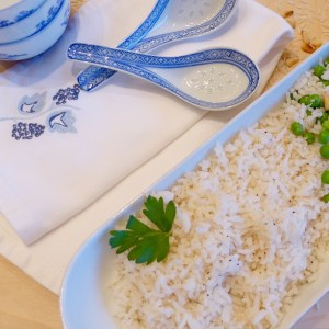 Perfect Basmati Rice Pilaf