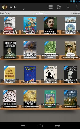 android ebook reader