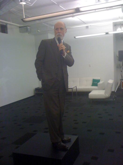 Vint Cerf at Google