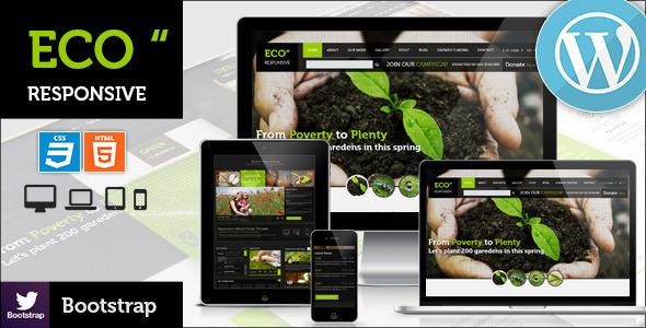 Eco - environment themes