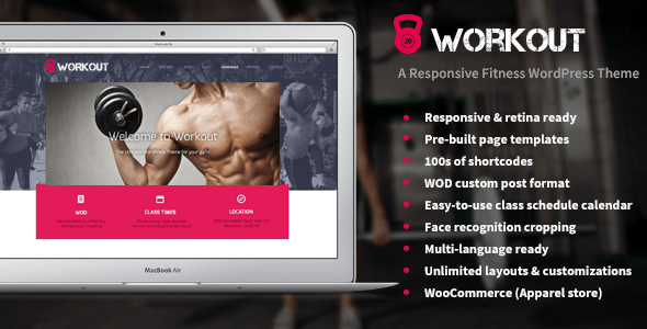 workout - fitness themes