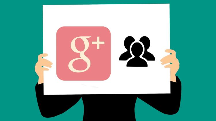 Google Plus free stock