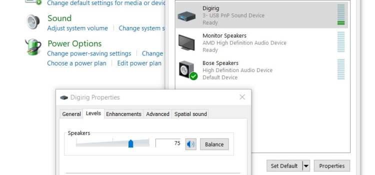 Setting Audio Levels For Digital Modes