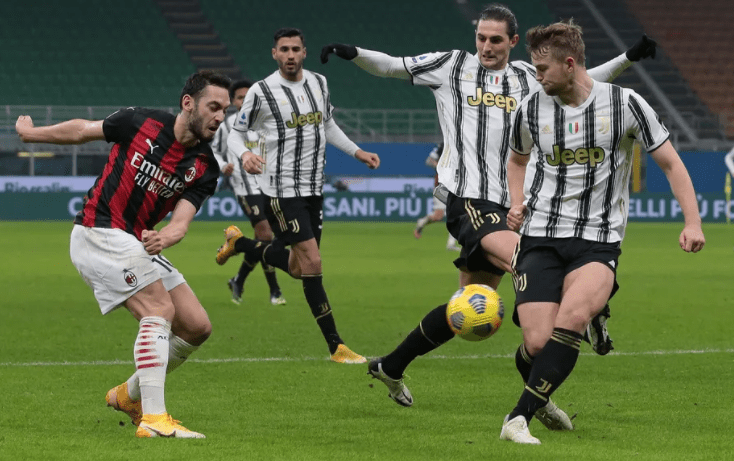 Serie A: Juventus, AC Milan Qualify For Champions League: Updates