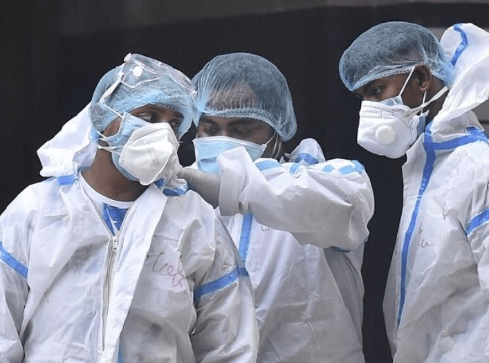 2.4 Lakh New Covid Cases In India, Over 77 Lakh Cases This Month: 10 Highlights