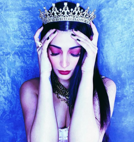 """Shruti Haasan Captions """"Own Brand Of Royalty"""" In Her Instagram Pics"""