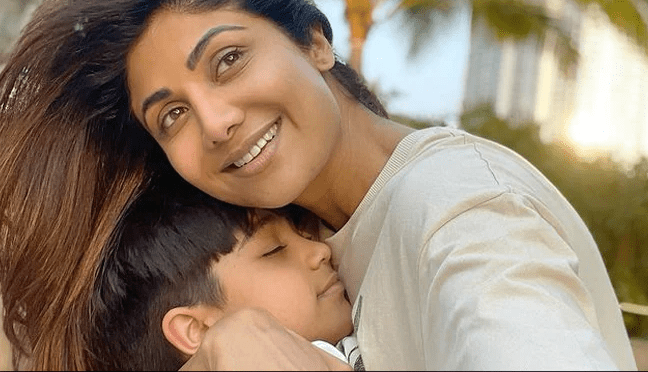 Shilpa Shetty And Family Welcome A New Member. Since, Viaan's Birthday