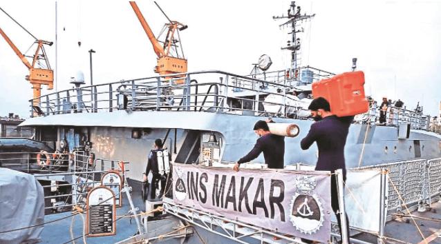 Sunken Barge Tragedy: 70 Deaths, Navy Finding For 16 Missing