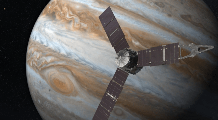 NASA's Juno Spacecraft to Offer Closest