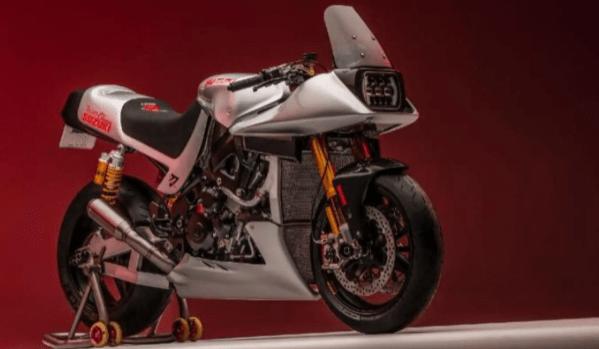 Suzuki Katana Streetfighter Custom Unveiled