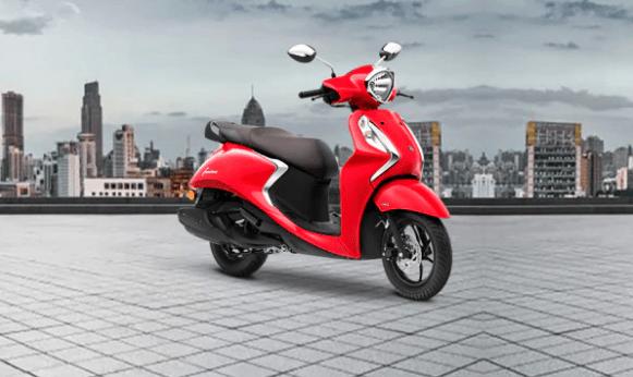 Yamaha Fascino 125 Hybrid Details Are Here!