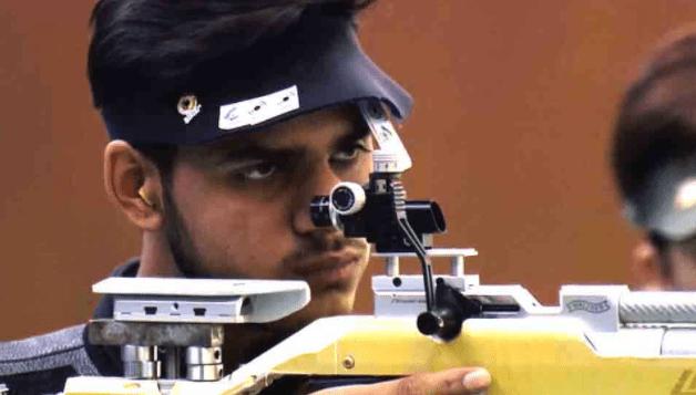 Shooter Divyansh Singh Panwar Road To Games