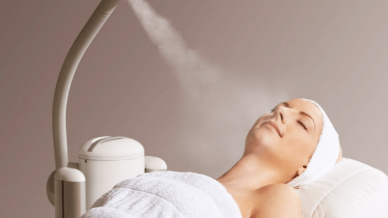 Benefits of Steaming Face