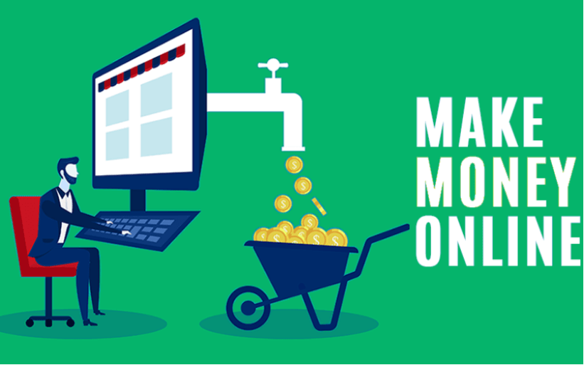 Here Are 3 Ease Way For Earn Money Online!