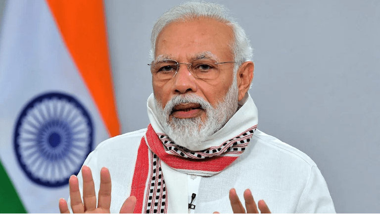 Modi Praise Mirabai Silver Olympic Medal Win