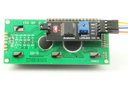 i2c driver for lcd