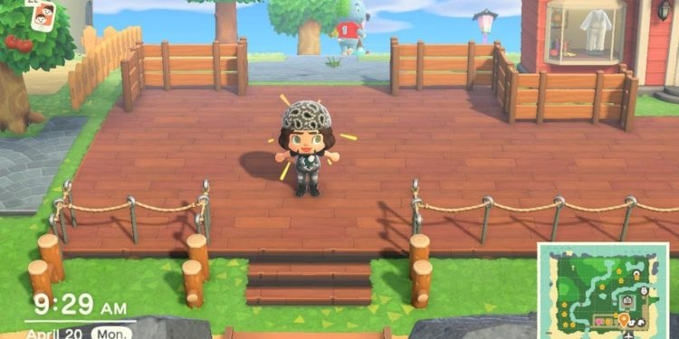 Animal Crossing: New Horizons New Tiles, Streets, Wood ... on Animal Crossing New Horizons Wood Design  id=62931