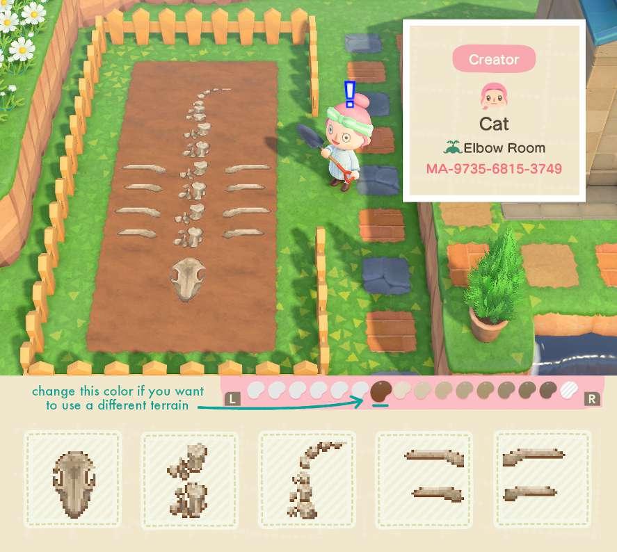 Animal Crossing: New Horizons New QR Codes, Custom Designs ... on Animal Crossing New Horizons Wood Design  id=86454