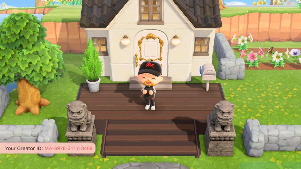 Animal Crossing: New Horizons New Tiles, Streets, Wood ... on Animal Crossing New Horizons Wood Design  id=36226