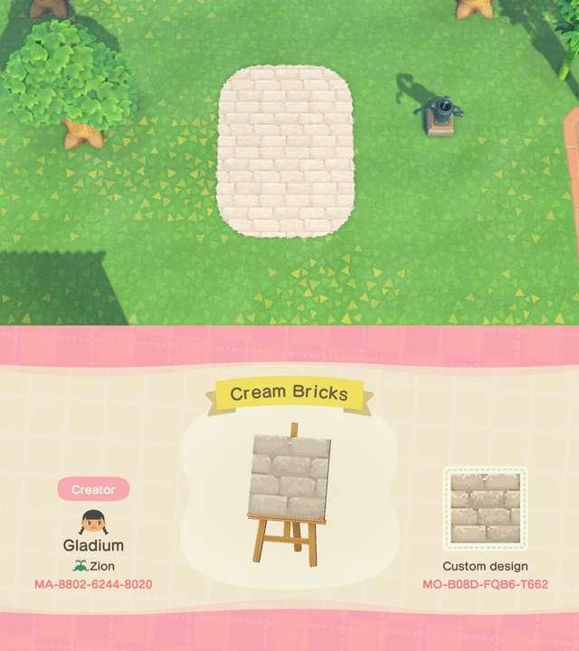 Animal Crossing: New Horizons New Tiles, Streets, Wood ... on Animal Crossing New Horizons Wood Design  id=18320