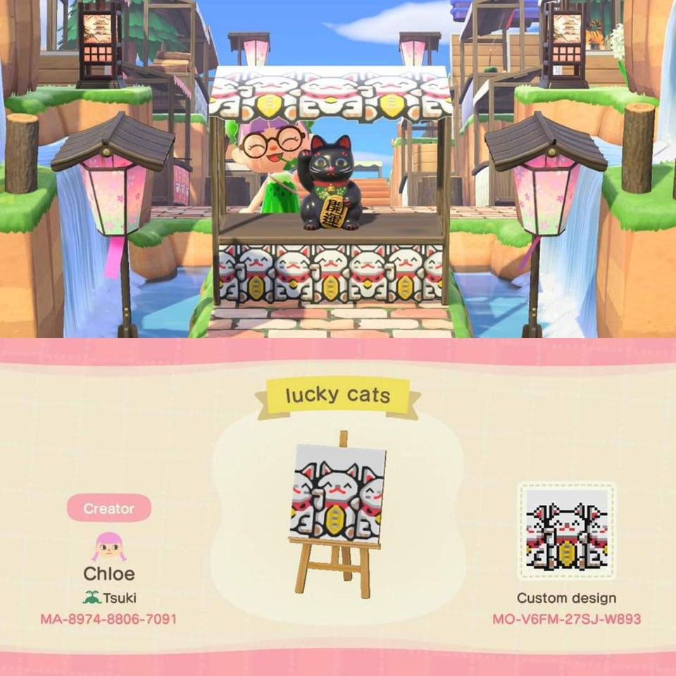 Animal Crossing: New Horizons New Custom Paths, Streets ... on Animal Crossing New Horizons Wood Design  id=42969