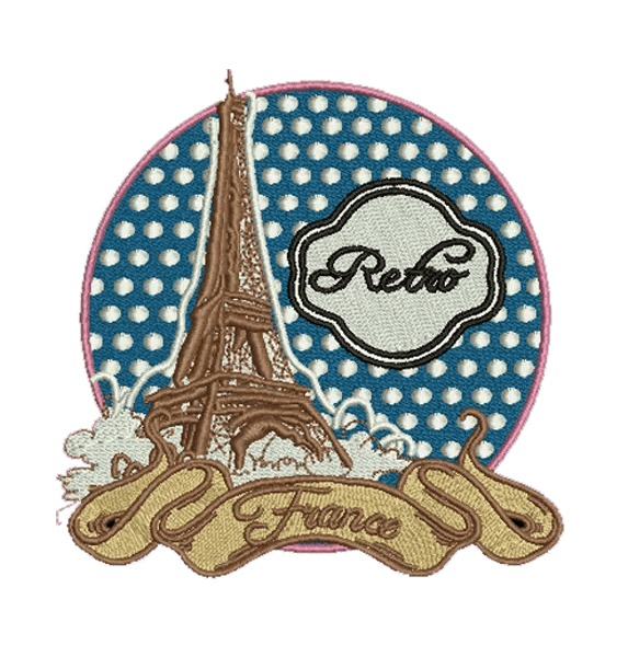 Refro-Paris-Embroidery