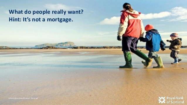 RBS COO Mark Bailey - Who Wants A Mortgage?