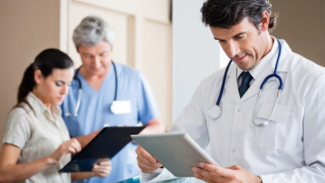 Electronic healthcare technology
