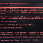 cyber attack ransomware